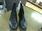 DR MARTENS Shoes/Boots INDUSTRIAL STEEL TOE BLACK BOOTS